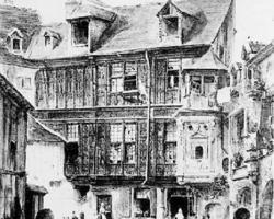 Abbaye de Saint-Amant Rouen