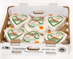 Fromagerie Villiers - Illois - Le packaging de nos fromages